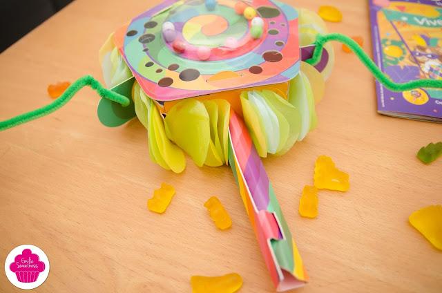 Pandacraft: Vive la fête avec la recette des bonbons maison
