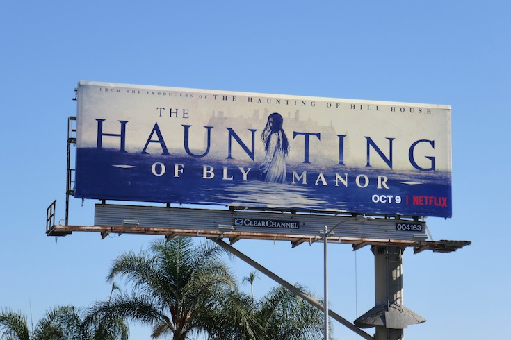 Haunting of Bly Manor Netflix billboard