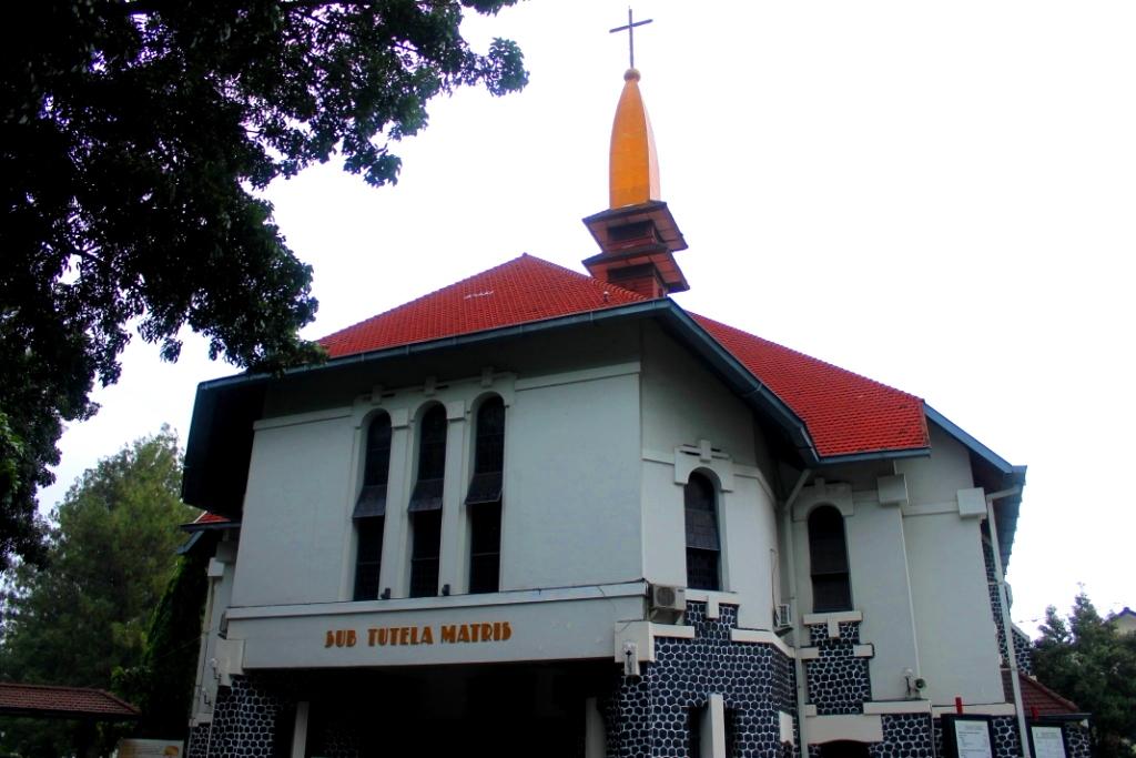 Gereja Katedral Semarang Seputar Semarang