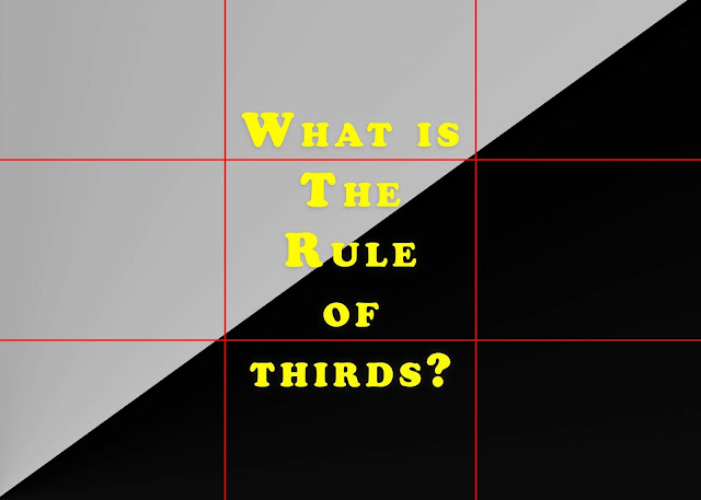 What is Rule of Thirds in Photography?