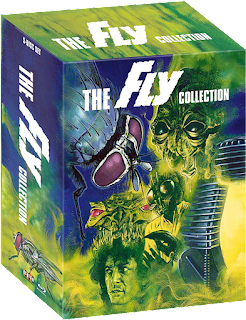 Vault Master's Pick of the Week for 12/10/2019 is Scream Factory's THE FLY COLLECTION!