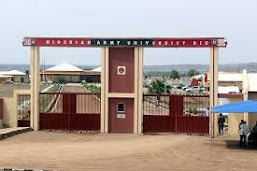 courses in Nigerian Army University, Biu