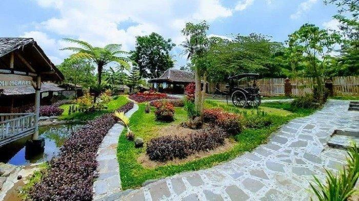 Agrowisata Bhumi Merapi Sleman, Edukasi + Langlang Buana Instagrammable