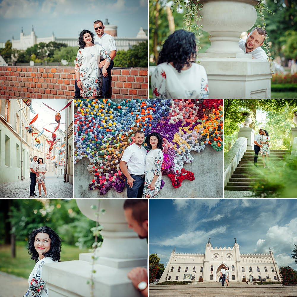 Sesja narzeczeńska - Karolina i Daniel | Lublin | Fotografia ślubna