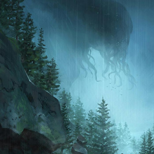 Cthulhu Wallpaper Engine