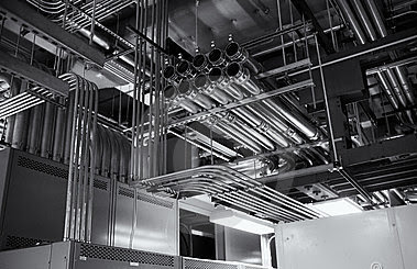 Commercial Electrical Contractors Warehouse Wiring In