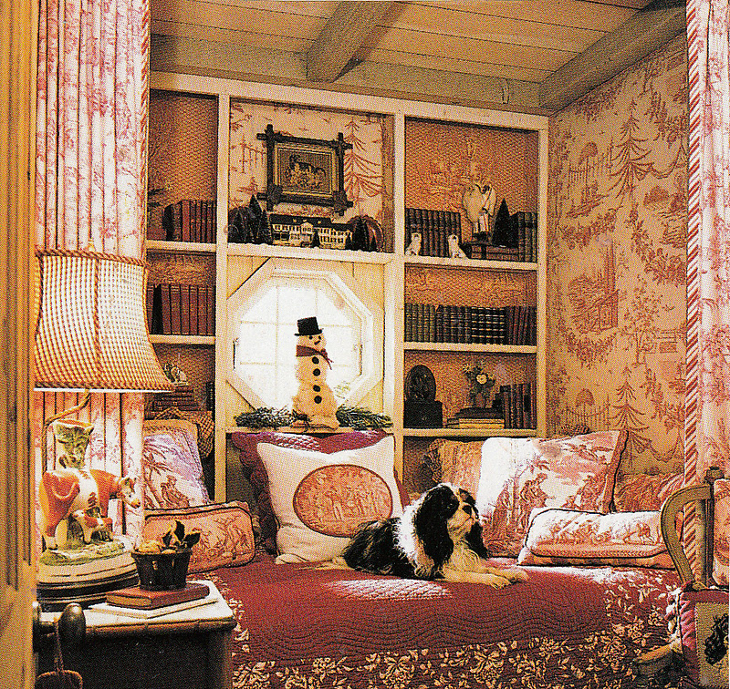 Hydrangea hill cottage charles faudree for Charles faudree antiques and interior designs