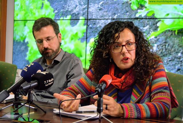El Cabildo acuerda adherirse a la Red Estatal por el Compostaje Doméstico y Comunitario