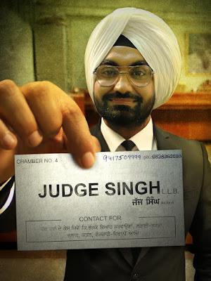 Judge Singh Llb 2015 Punjabi 480p WEB HDRip 400Mb ESub