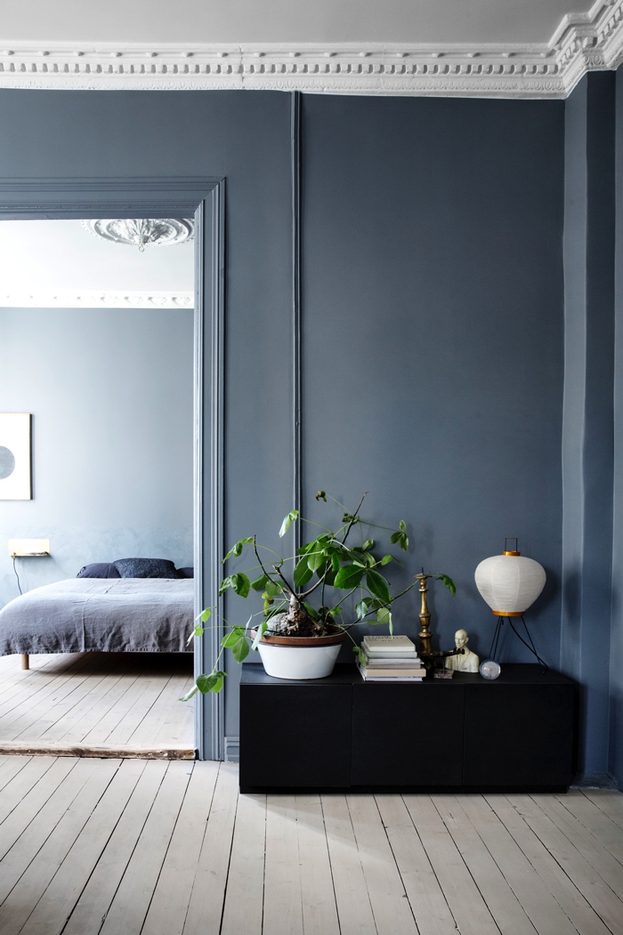 blue home by voyage in design