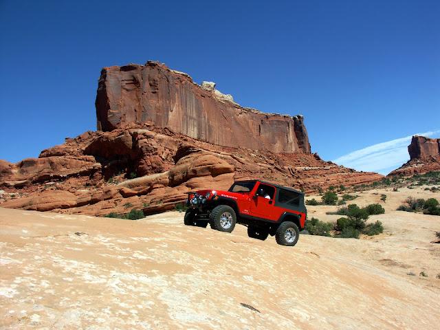Moab - Utah off road
