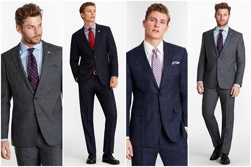 Takım Elbise Şıklığını Brooks Brothers İle Yakalayın!