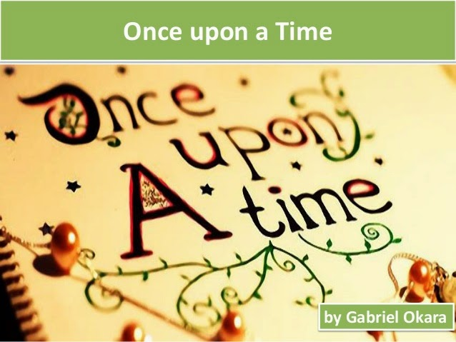 Transnationalism in Gabriel Okara's 'Once Upon A Time'