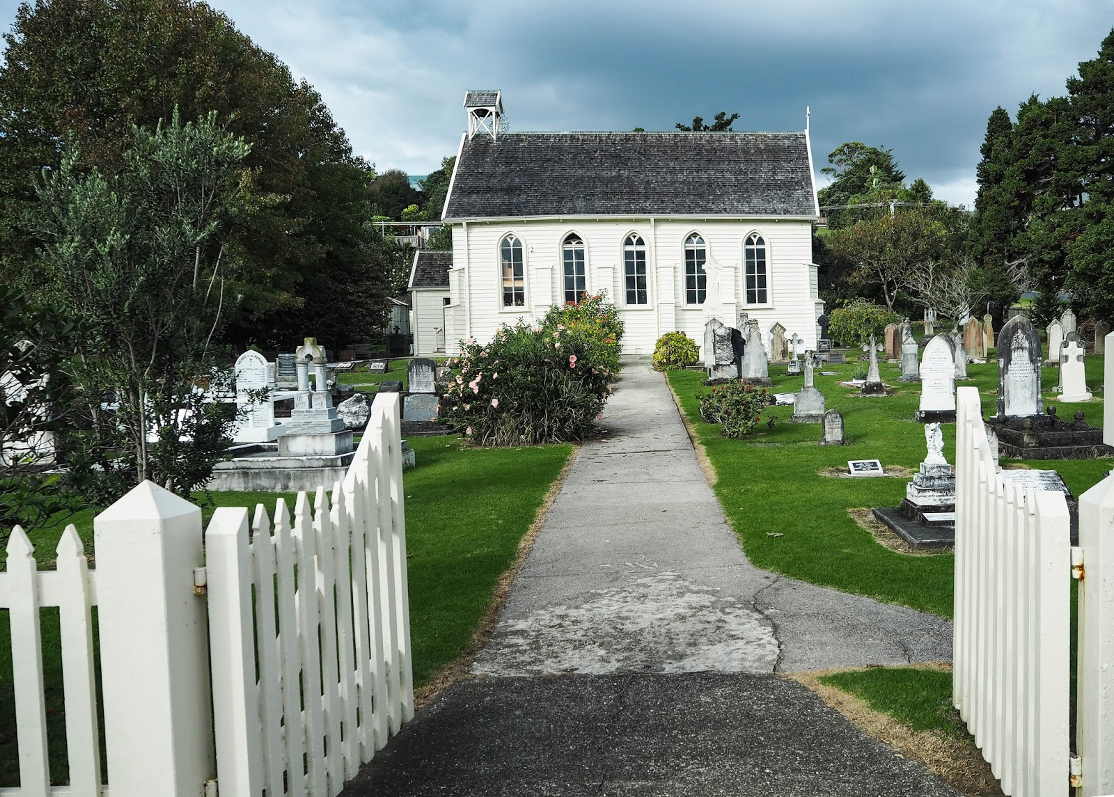 Russell Catholic Church, New Zealand