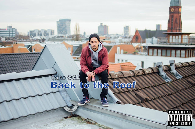 Saiko GGZ - Back to the Roof EP | Free EP der GroZstadt GorrilaZz