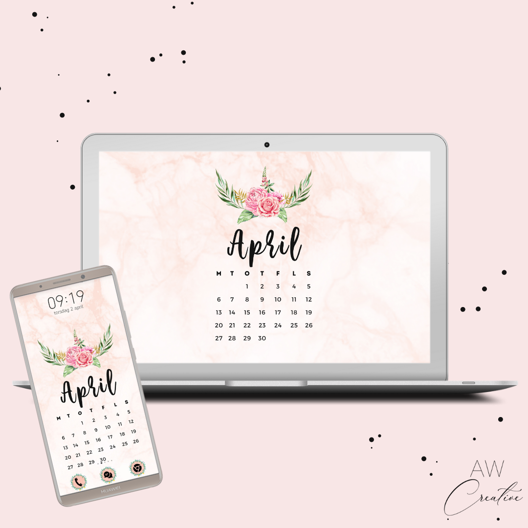 April - Bakgrund {Gratis nedladdning}
