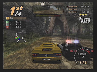 Need for Speed: Hot Pursuit 2 (PS2) 2002