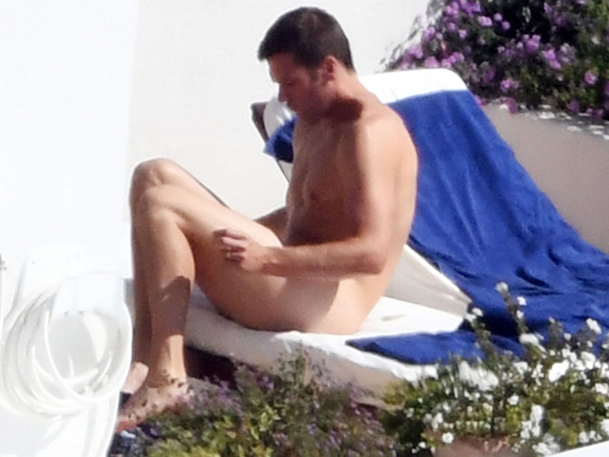 Tom Brady Naked Photos