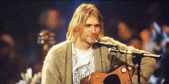 Biografi Kurt Cobain Legenda Musik Grunge