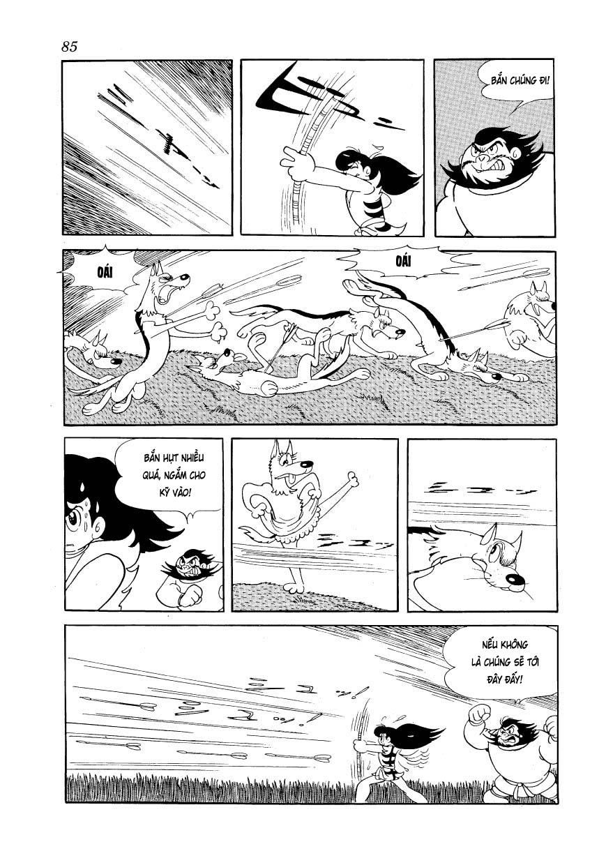 Hi no Tori hi no tori vol 1 part 004 trang 9