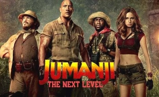 jumanji the next level (2019) Movie all Information with Cast and Crews