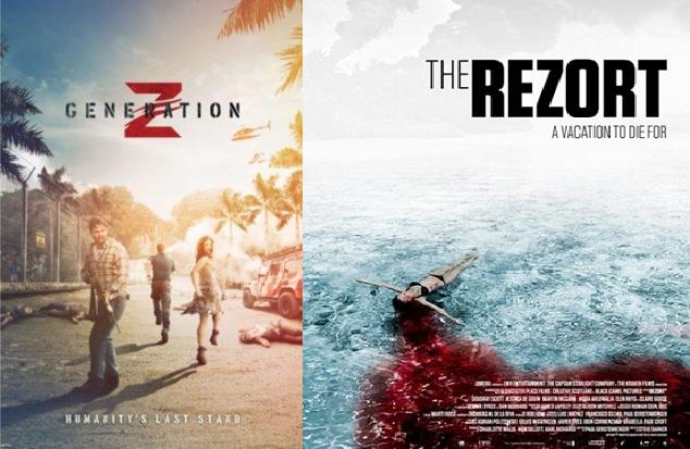 The Rezort 2015 Horror Movie Download DVDRip