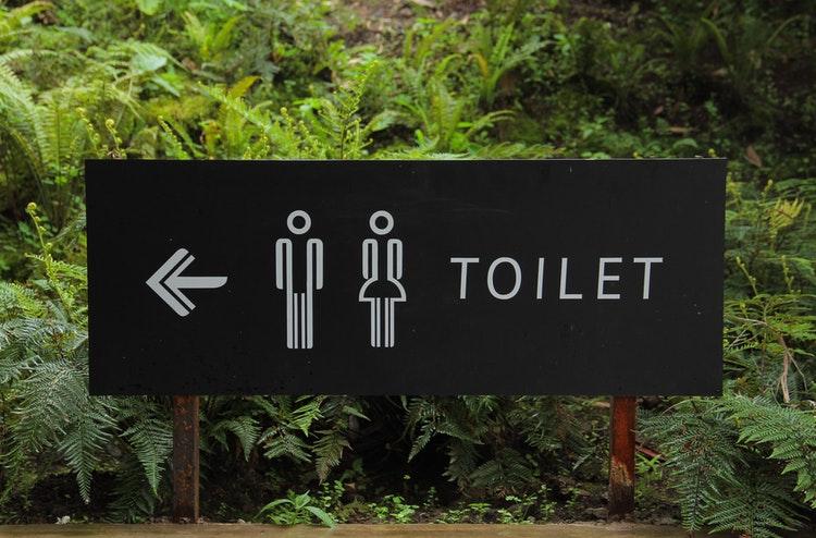 Cara Aman Menggunakan Toilet Umum