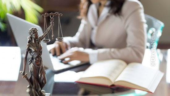 tj revoga decisao advogada causa propria