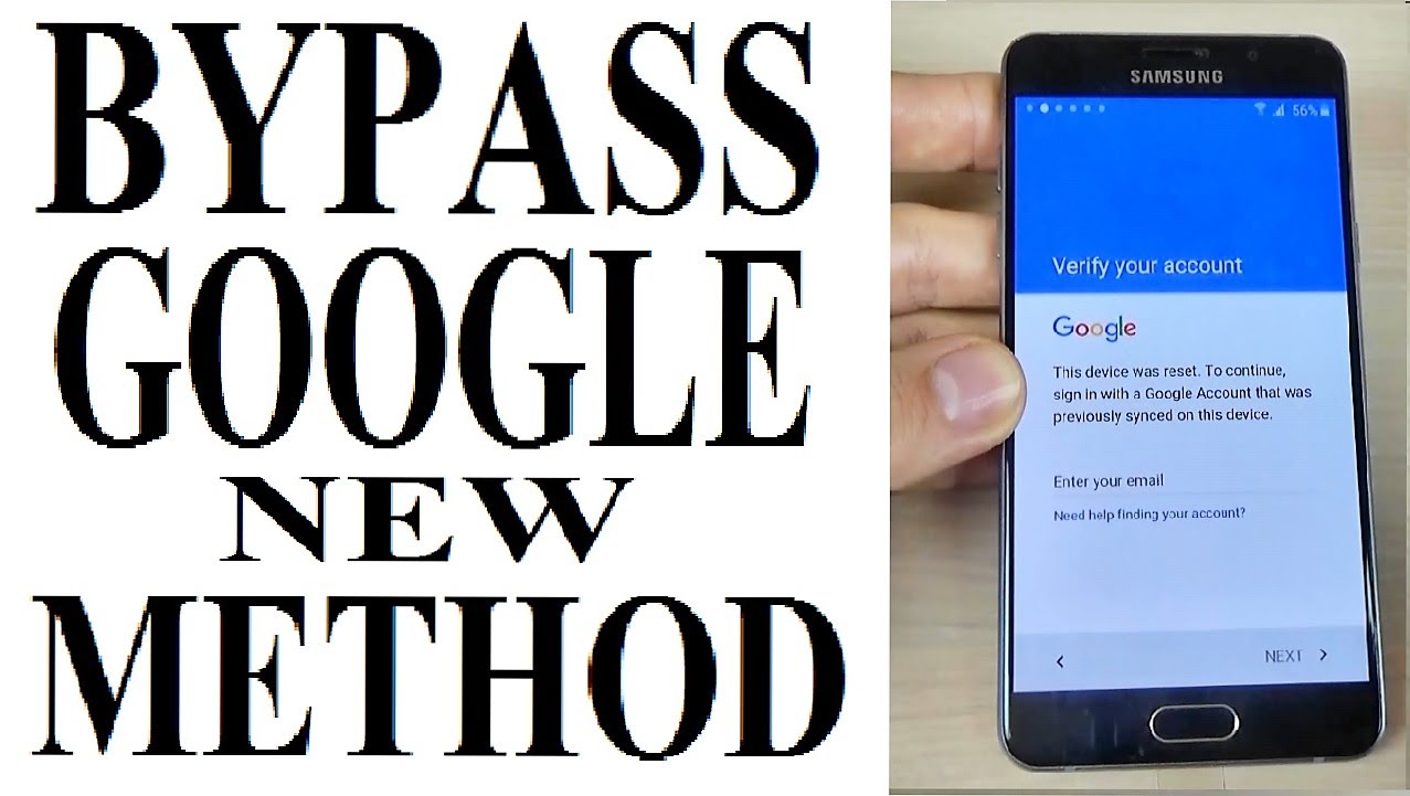 Sukses Cara Lengkap Bypass Verifikasi Google Account Di Hp Samsung