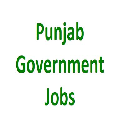 punjab govt jobs