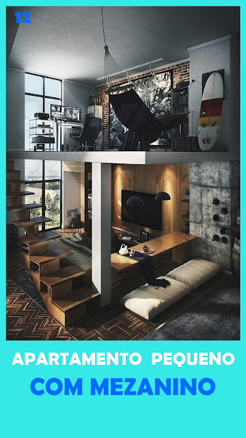 apartamento moderno e bonito