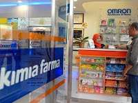 PT Kimia Farma (Persero) Tbk - Recruitment For GM Finance and Accounting Kimia Farma March 2016