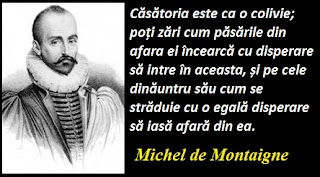 Maxima zilei: 28 februarie - Michel de Montaigne