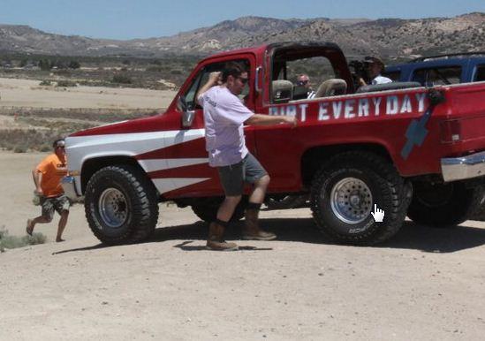 Cheap Truck Challenge 2016