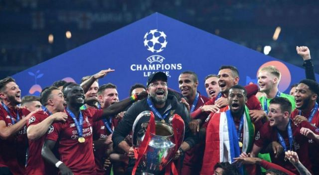 Tottenham Hotspur vs Liverpool 0-2 Final Liga Champions