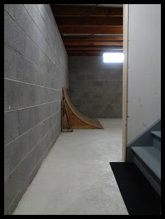 Basement Wallride Ramp
