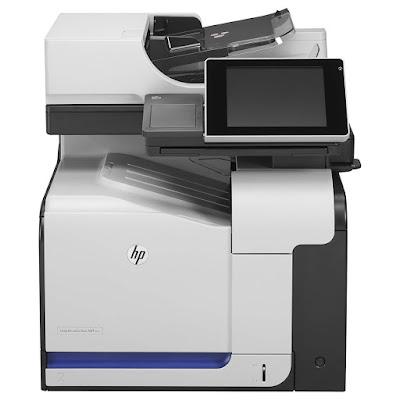 HP LaserJet Enterprise MFP M575c Driver Downloads