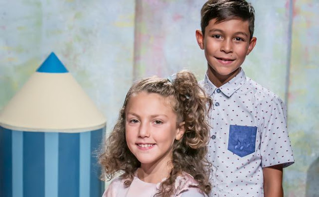 60° Zecchino d'Oro 2017 - Matilde De Marco, Davide Schirru - Bumba e la zumba
