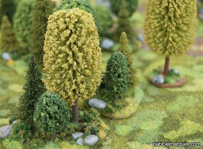Arboles: Bosques de colores