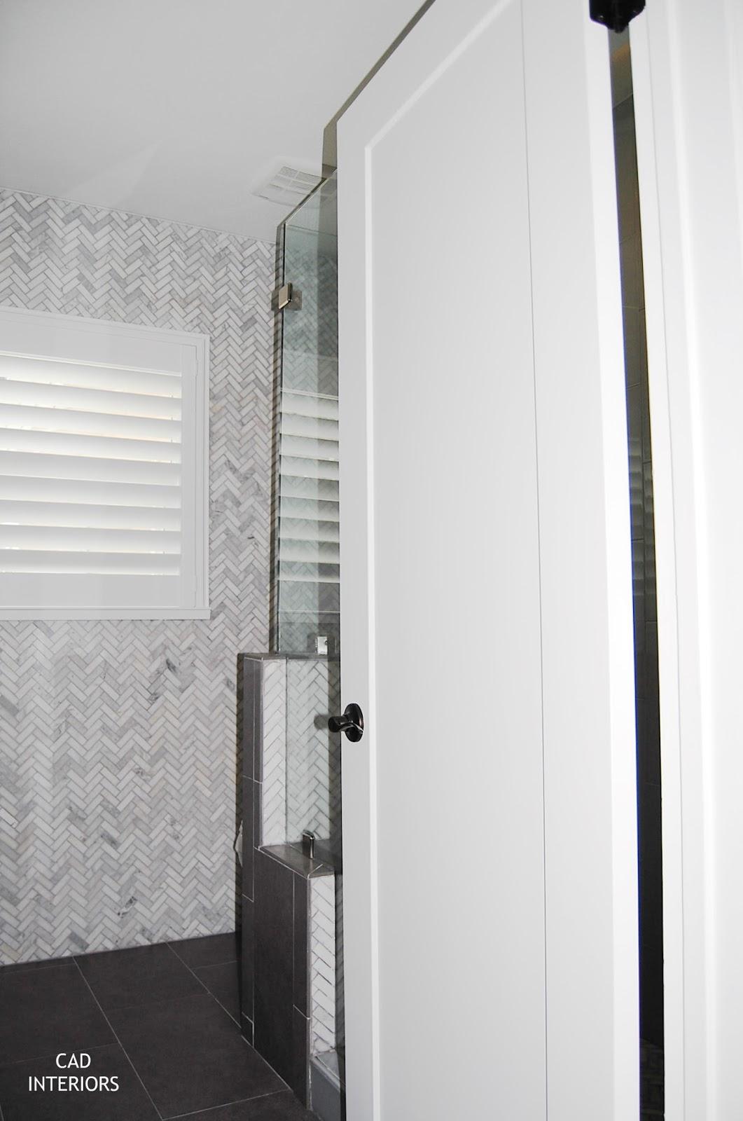 transitional classic modern bathroom interior design