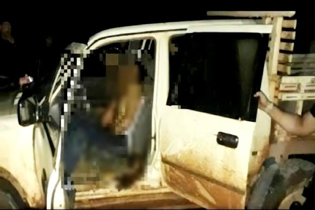 Acusado de matar pessoas da mesma família no Mato Grosso é preso em RO