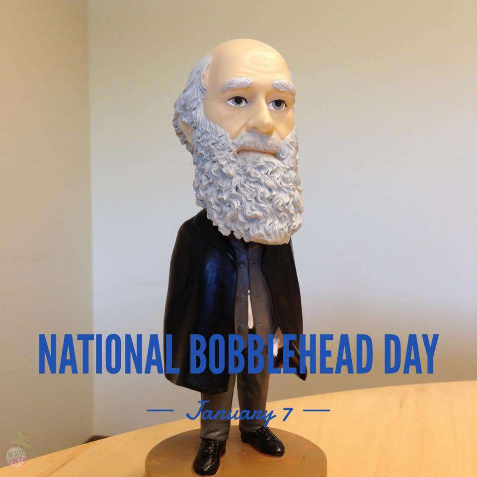 National Bobblehead Day Wishes