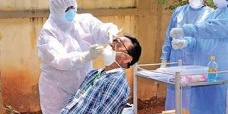 भारत में कोरोना के नए मामले गिरकर 10 हजार, करीब 8 महीने में सबसे कम मौतें