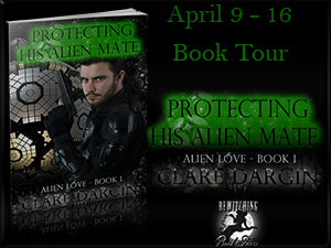 Sapphyria's Books: Book Spotlight & #Giveaway ~ Protecting His Alien