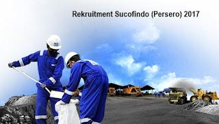 Rekrutmen Non Pegawai PT Sucofindo (Persero)