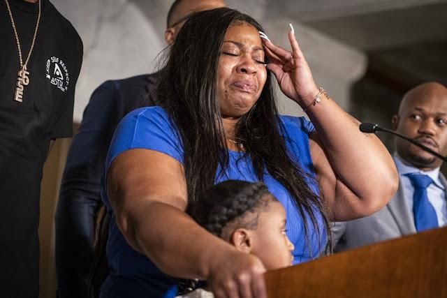 Istri Mendiang George Floyd Harapkan Ingin Keadilan untuk Suaminya