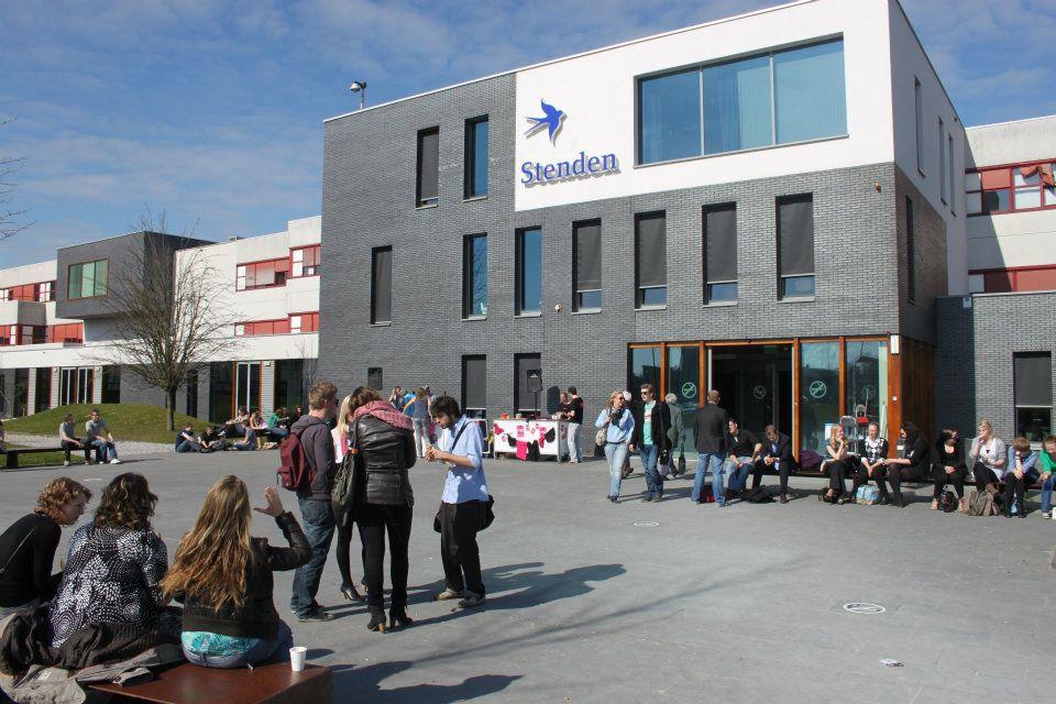 Đại học Khoa học Ứng dụng Stenden ở Leeuwarden
