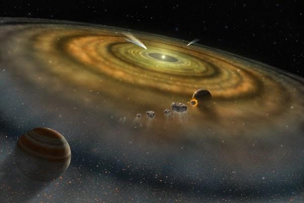La Tierra se formó mucho más rápido de lo que se pensaba, según un nuevo estudio
