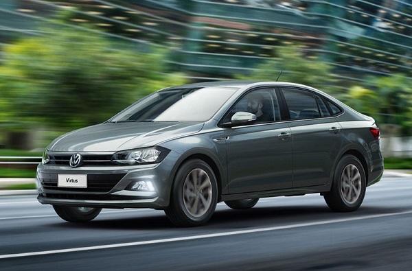 Ficha Técnica: Volkswagen Virtus Trendline Mt (2018)