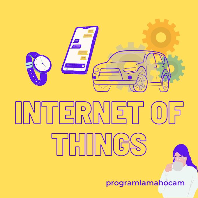 Nesnelerin İnterneti (IoT)